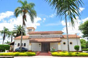 Poços de Caldas: Aeroporto Embaixador Walther Moreira Salles.