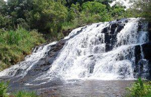 Itamogi - Cachoeira do Baú