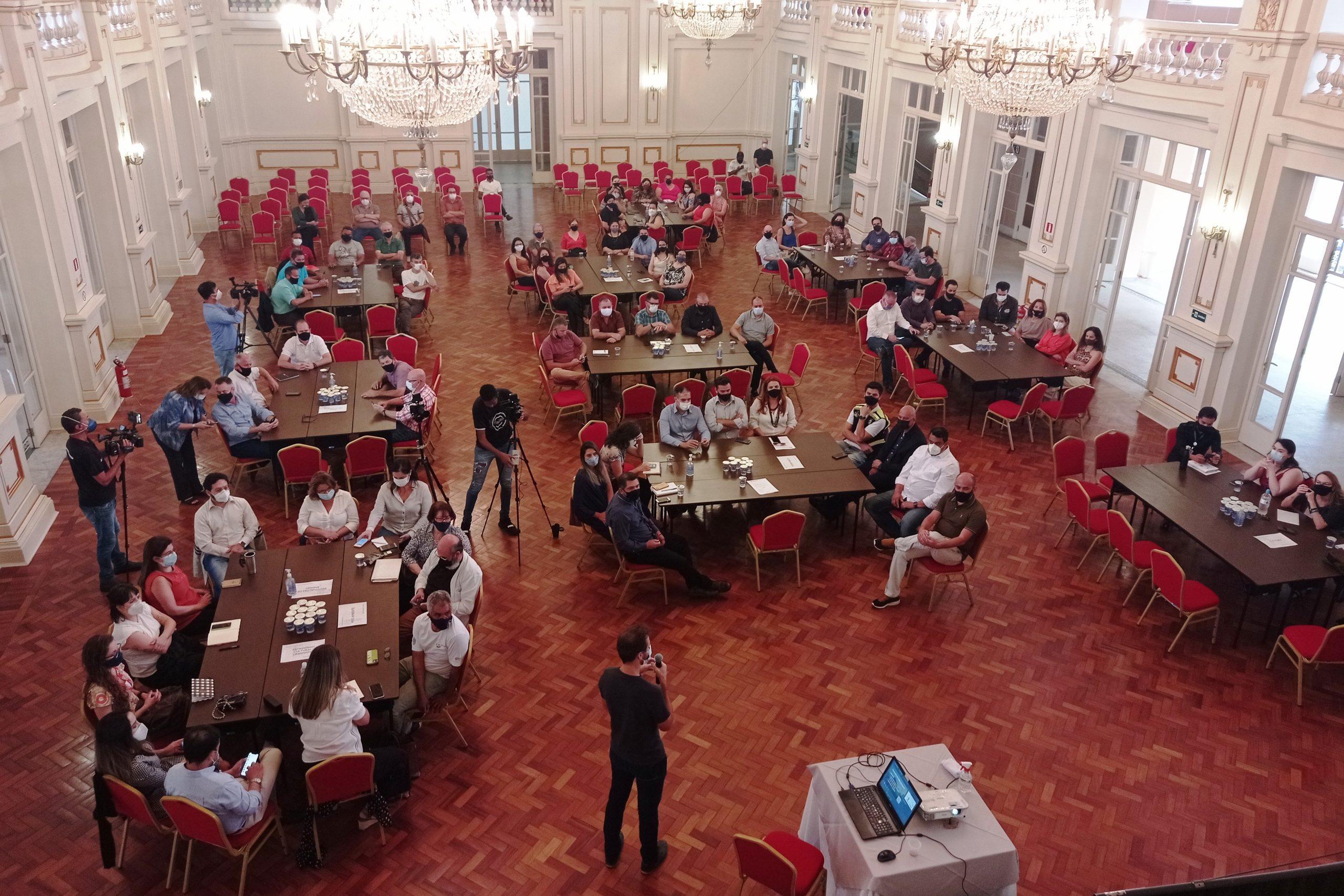 ABET realiza Seminário Visão de Futuro em Poços de Caldas.